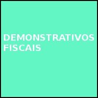 DEMONSTRATIVOS FISCAIS