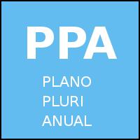 PLANO PLURI-ANUAL - PPA