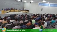 05/04/2016 - Reunião com Assentados do Vale do Juínão