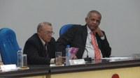 Fotos da Sessão Ordinária realizada no dia 05/10/2015 as 20 horas no Plenário Henrique Simionatto.