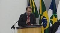 Fotos da Sessão Ordinária realizada no dia 14/09/2015 as 20 horas no plenário Henrique Simionatto.