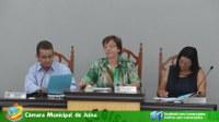 Sessão Extraordinária realizada no dia 20/10/2015 no Plenário Henrique Simionatto.