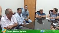 17/06/2016 - Reunião com Executivo