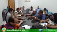 27/06/2016 - Reunião com Executivo