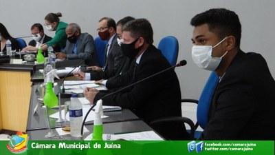 01/02/2021 - Sessão Ordinária