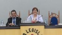 Fotos da Sessão Ordinária realizada no dia 21/09/2015 as 20 horas no Plenário Henrique Simionatto.
