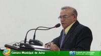 Fotos da Sessão Ordinária Realizada no dia 26/10/2015 as 20 horas no Plenário Henrique Simionatto.