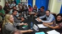 Vereadores se reúnem com Executivo Municipal