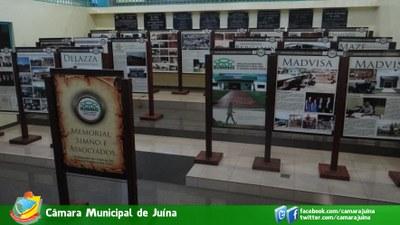 1º Amostra Instituto de História e Memória de Juína