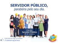 Aos Servidores Públicos, nossa Gratidão!