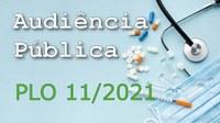 Audiência Pública - Projeto de Lei nº 11/2021 - Descarte de Medicamentos