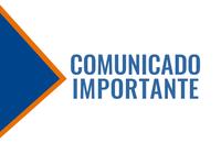 COMUNICADO: Sessão Extraordinária