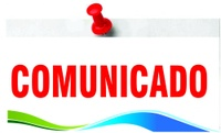 Comunicado: Sessão Extraordinaria cancelada
