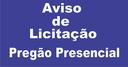 AVISO: Pregão Presencial 006-2019